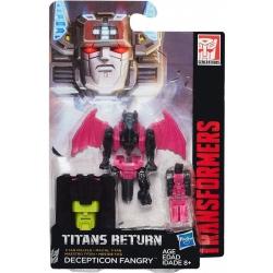 TRANSFORMERS Gen Titan Masters