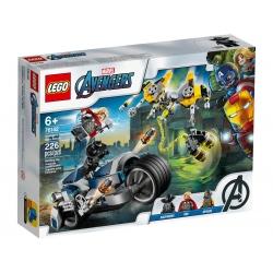 LEGO MARVEL 76142 Avengers...