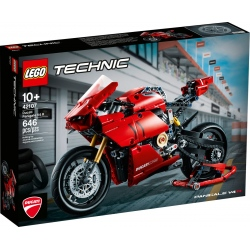 LEGO TECHNIC 42107 Motor...