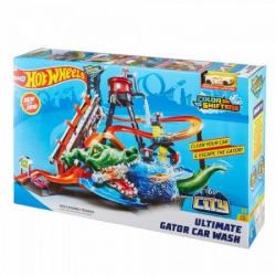 HOT WHEELS CITY Mega Myjnia...