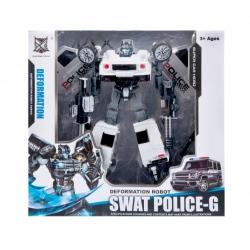 ROBOT AUTO POLICJA 30X28X9