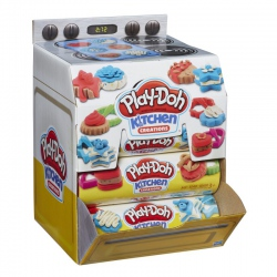 PLAY DOH Cookie Canister