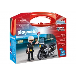 PLAYMOBIL CITY ACTION 5648...