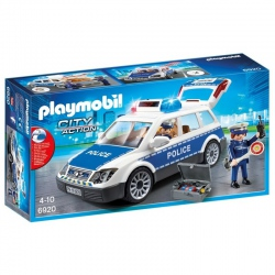 PLAYMOBIL CITY ACTION 6920...