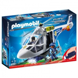 PLAYMOBIL CITY ACTION 6921...
