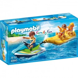 PLAYMOBIL FAMILY FUN 6980...