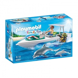 PLAYMOBIL FAMILY FUN 6981...