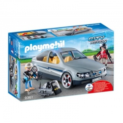 PLAYMOBIL CITY ACTION 9361...