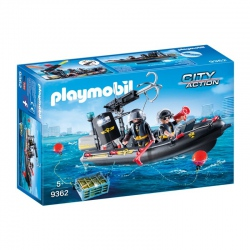 PLAYMOBIL CITY ACTION 9362...