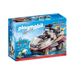 PLAYMOBIL CITY ACTION 9364...