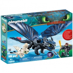 PLAYMOBIL DRAGONS 70037...