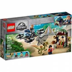LEGO JURRASIC PARK 75934...