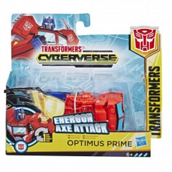 TRANSFORMERS Cyberverse...