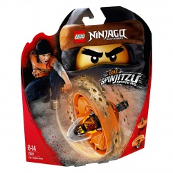 LEGO NINJAGO 70637 Cole -...