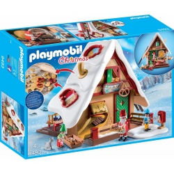 PLAYMOBIL CHRISTMAS 9493...