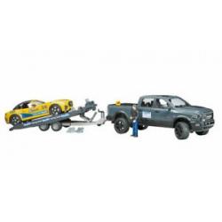 BRUDER Auto Dodge RAM 2500...