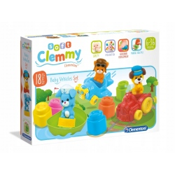 CLEMENTONI Clemmy soft Moje...
