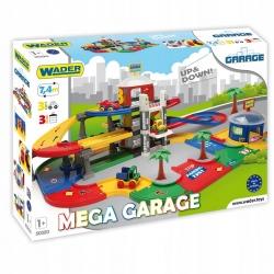 WADER Mega garaż z windą...