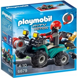 PLAYMOBIL CITY ACTION 6879...