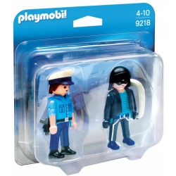 PLAYMOBIL 9218 Duo Pack...