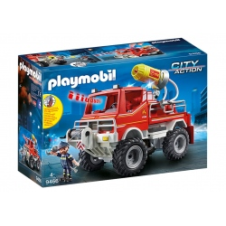 PLAYMOBIL CITY ACTION 9466...