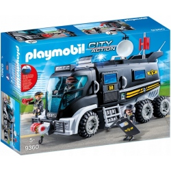 PLAYMOBIL CITY ACTION 9360...