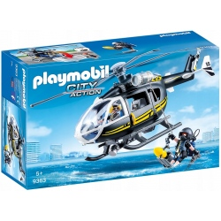 PLAYMOBIL CITY ACTION 9363...