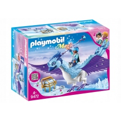 PLAYMOBIL MAGIC 9472 Zimowy...