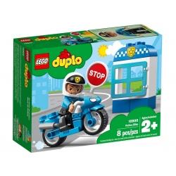 LEGO DUPLO 10900 Motocykl...