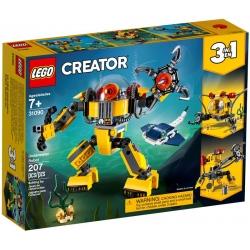 LEGO CREATOR 31090 Podwodny...