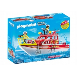PLAYMOBIL CITY ACTION 70147...