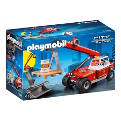 PLAYMOBIL CITY ACTION 9465...