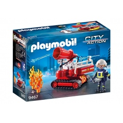 PLAYMOBIL CITY ACTION 9467...