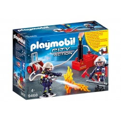 PLAYMOBIL CITY ACTION 9468...