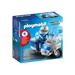 PLAYMOBIL CITY ACTION 6923...