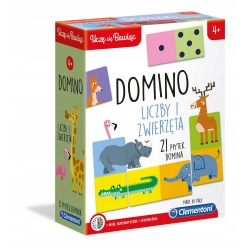 CLEMENTONI Domino Liczby i...