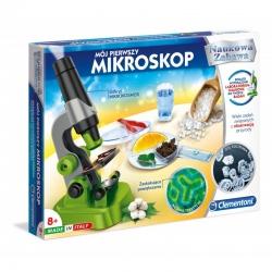 CLEMENTONI Mikroskop 50071
