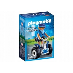 PLAYMOBIL CITY ACTION 6877...