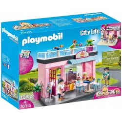 PLAYMOBIL CITY LIFE 70015...