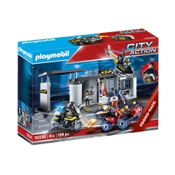 PLAYMOBIL CITY ACTION 70338...