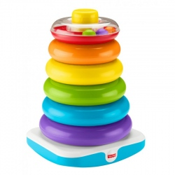 FISHER PRICE Giga piramidka...
