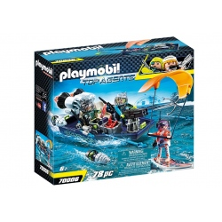 PLAYMOBIL TOP AGENTS 70006...